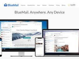 Bluemail_homepage